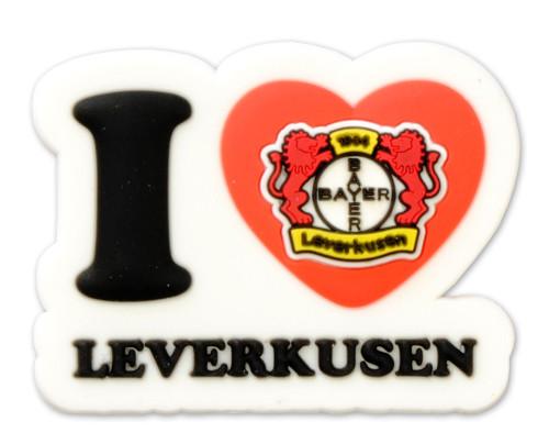 Magnet i love Bayer Leverkusen