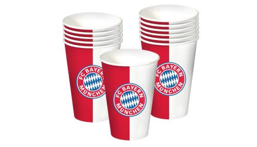 Partybecher 10er Set FC Bayern München