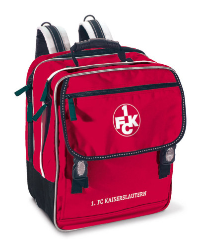 Sport- oder Schulrucksack 1. FC Kaiserslautern