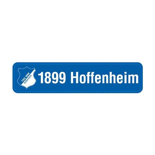 Sticker Schriftzug TSG 1899 Hoffenheim