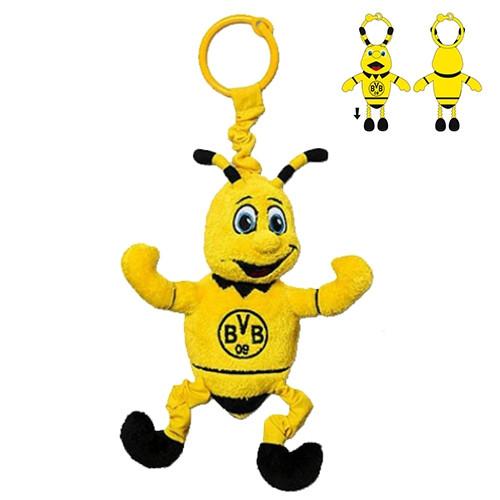 Vibrationsrassel Plüsch Emma BVB Borussia Dortmund