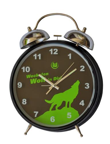 Wecker maxi VfL Wolfsburg