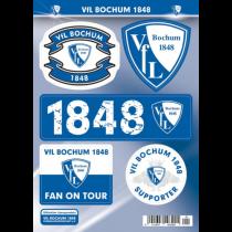 Aufkleberset VfL Bochum