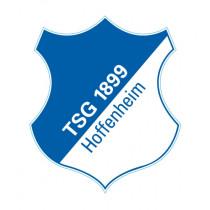 Autoaufkleber Logo TSG 1899 Hoffenheim