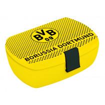 Brotdose mit Einsatz BVB Borussia Dortmund
