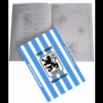 Hausaufgabenheft TSV 1860 München